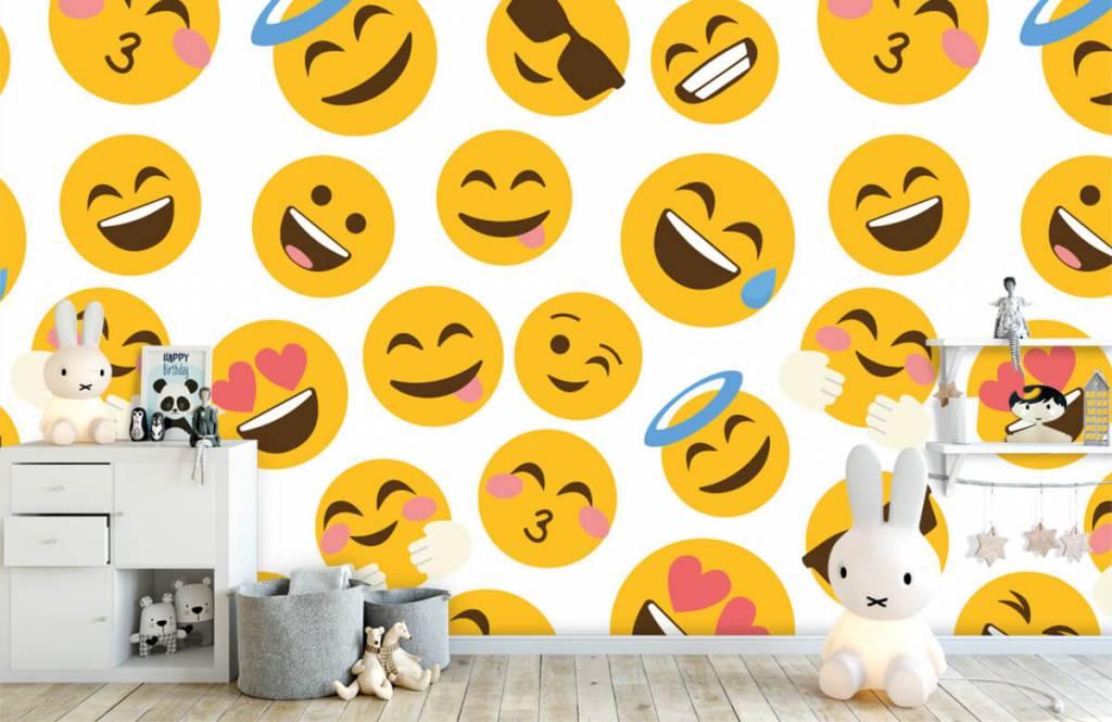 Overige - Emojis - Kinderkamer 4
