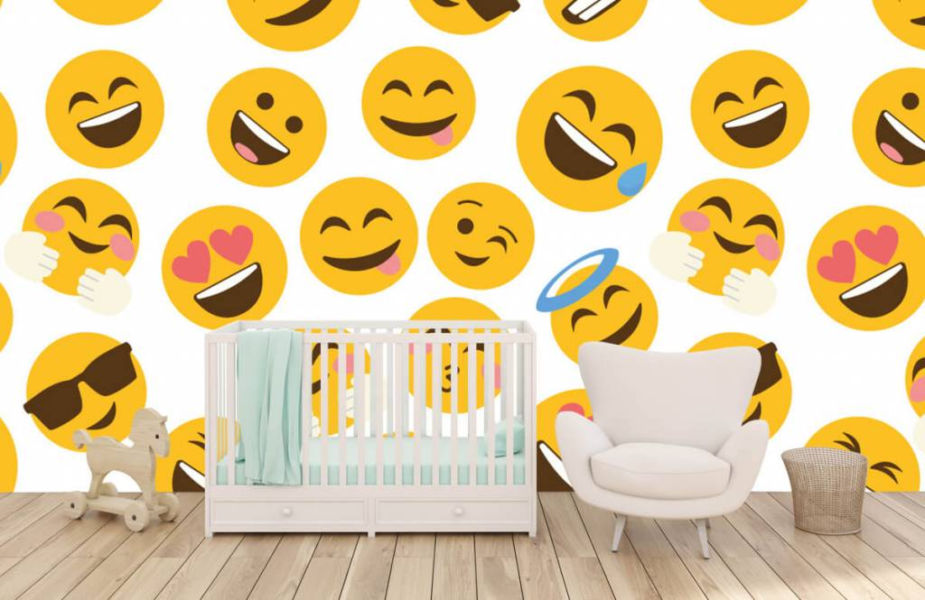 Overige - Emojis - Kinderkamer 5