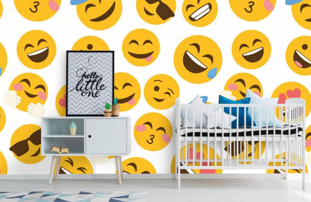 Overige - Emojis - Kinderkamer 6
