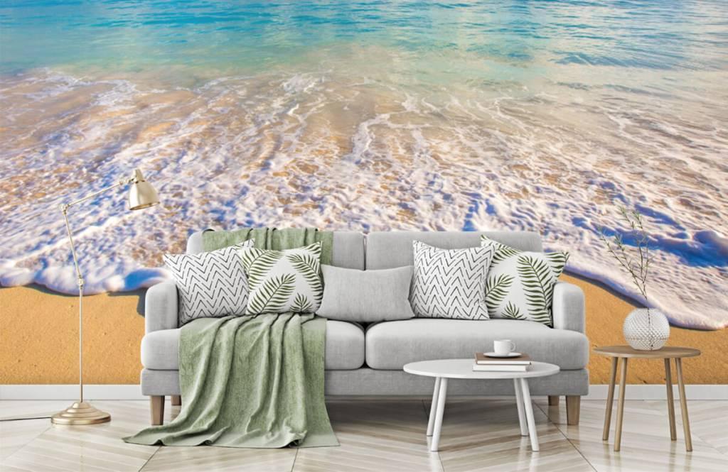 Zeeën en Oceanen - Golvend water - Slaapkamer 7