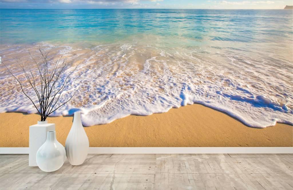 Zeeën en Oceanen - Golvend water - Slaapkamer 8