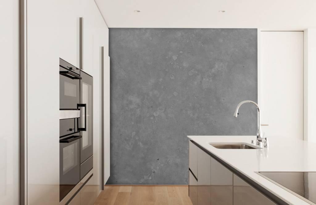 Betonlook behang - Grijs beton - Vergaderruimte 4