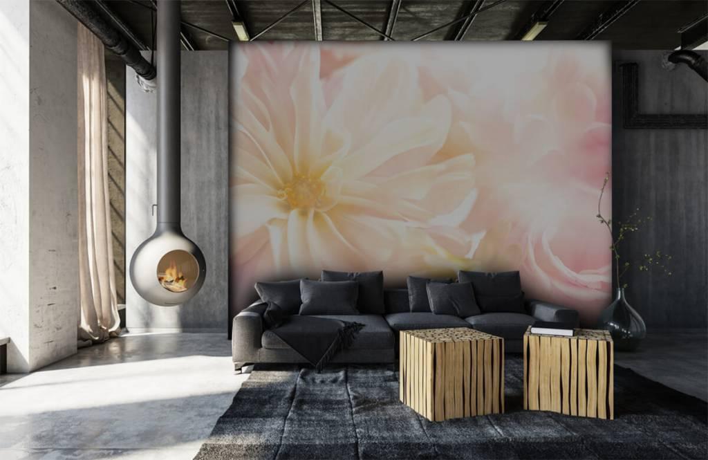 Bloemenvelden - Heldere bloemen - Slaapkamer 6