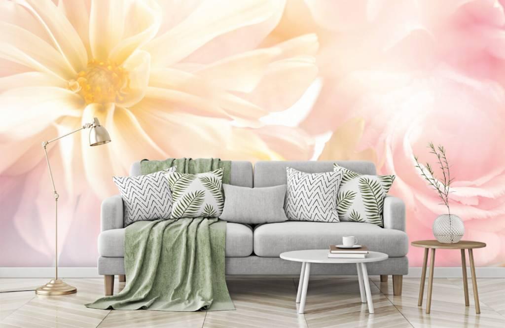 Bloemenvelden - Heldere bloemen - Slaapkamer 7