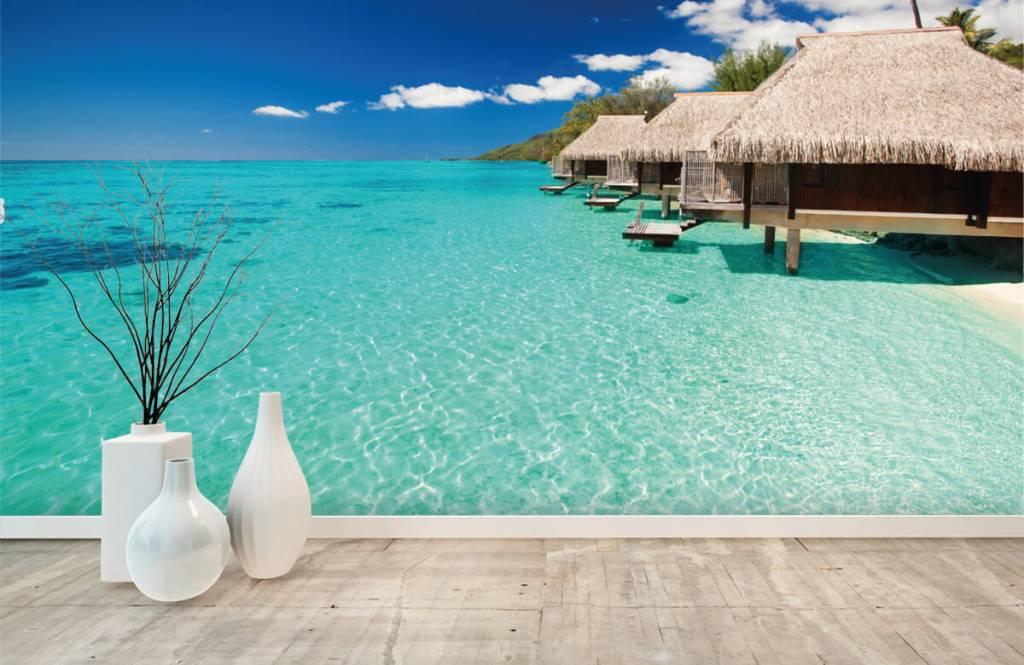 Stranden - Huisjes op de Malediven - Hobbykamer 1
