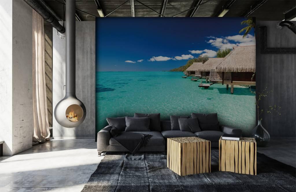 Stranden - Huisjes op de Malediven - Hobbykamer 2