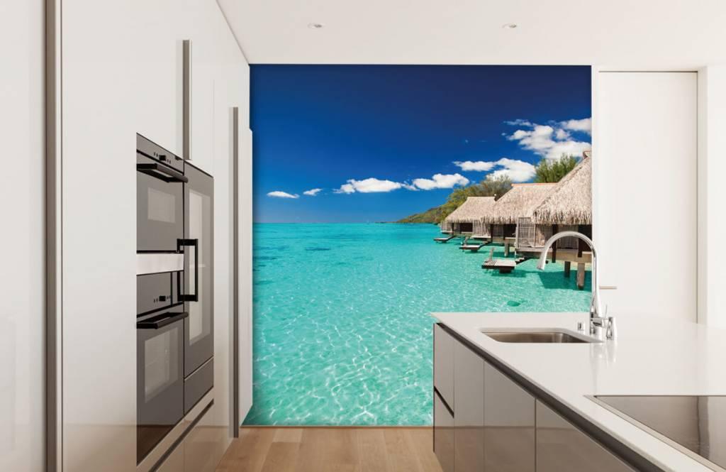 Stranden - Huisjes op de Malediven - Hobbykamer 5