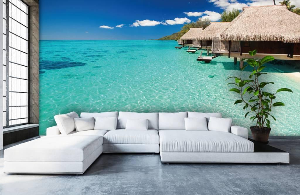 Stranden - Huisjes op de Malediven - Hobbykamer 7