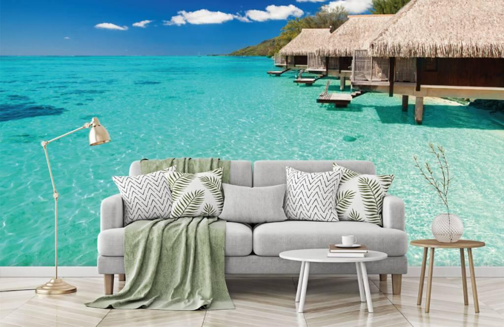 Stranden - Huisjes op de Malediven - Hobbykamer 8