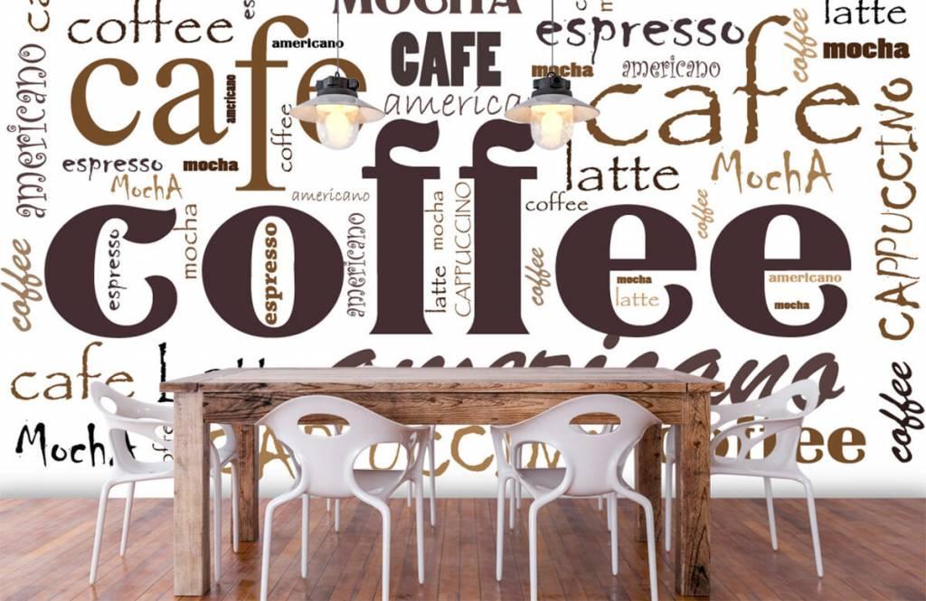 Overige - Koffie letters - Keuken 1