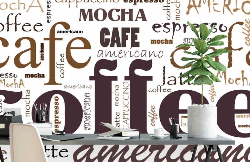 Overige - Koffie letters - Keuken 2