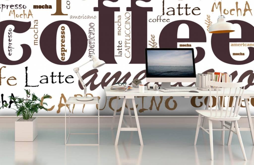 Overige - Koffie letters - Keuken 3