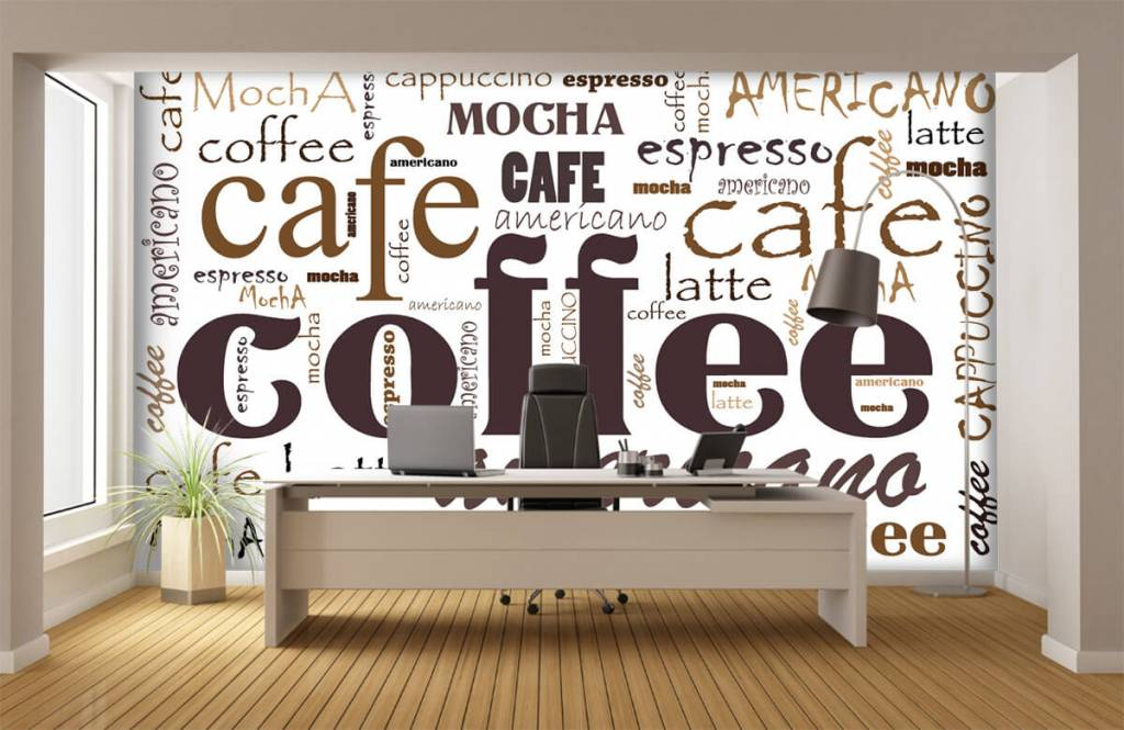 Overige - Koffie letters - Keuken 4