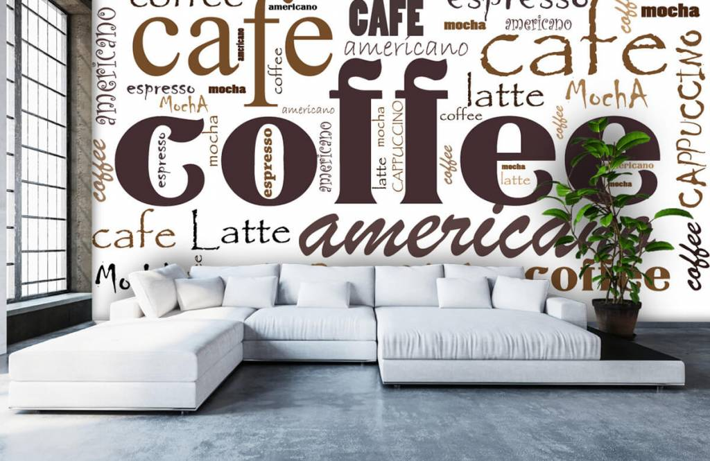 Overige - Koffie letters - Keuken 6
