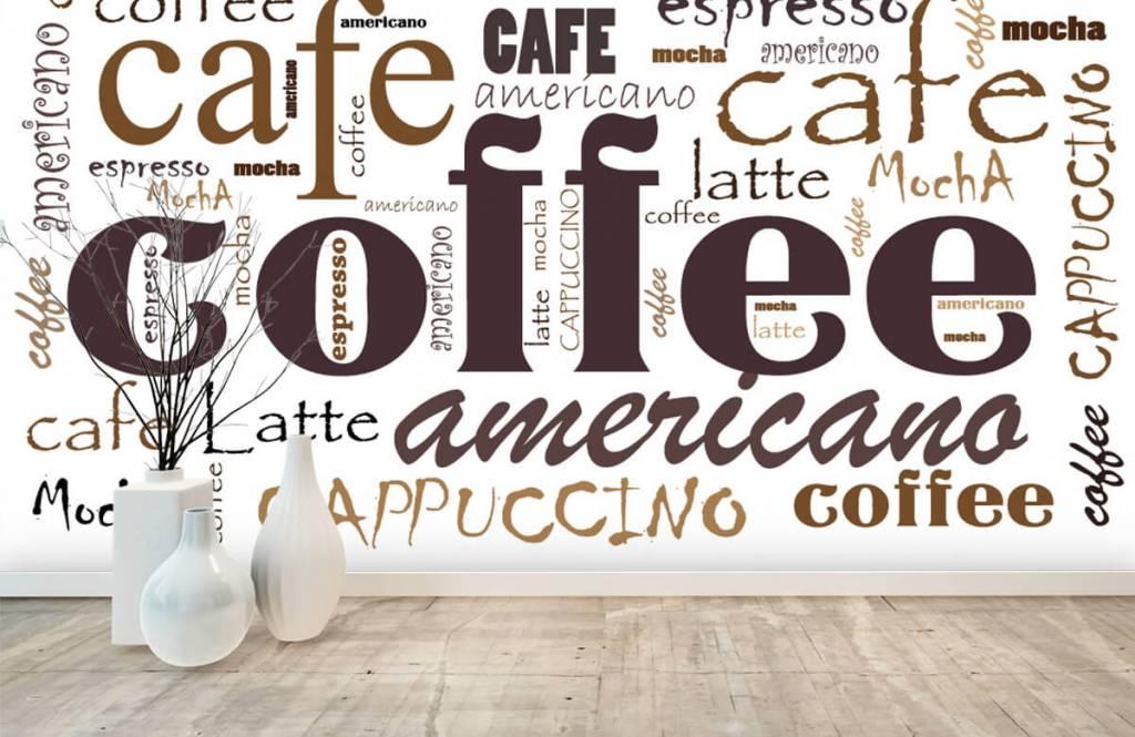 Overige - Koffie letters - Keuken 7