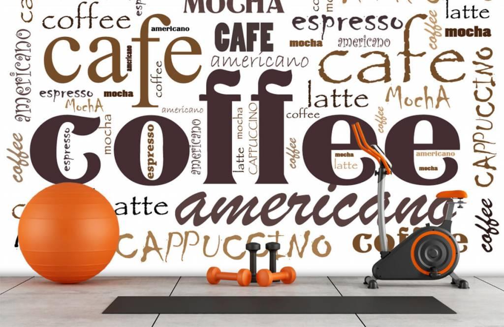 Overige - Koffie letters - Keuken 8