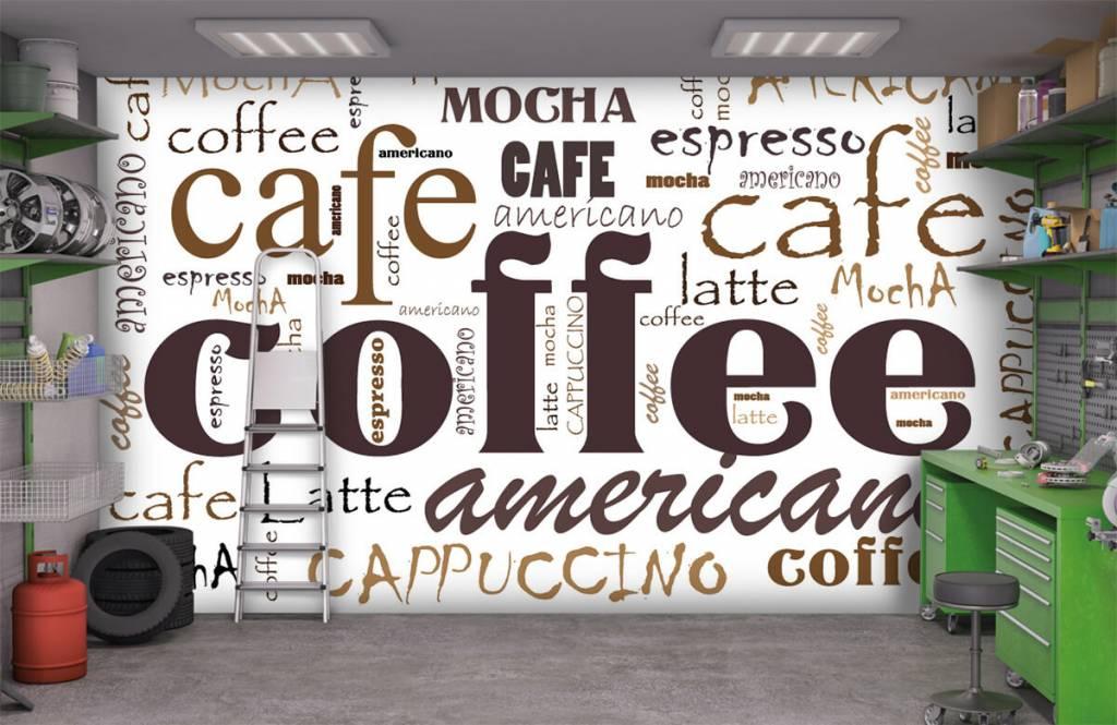 Overige - Koffie letters - Keuken 9