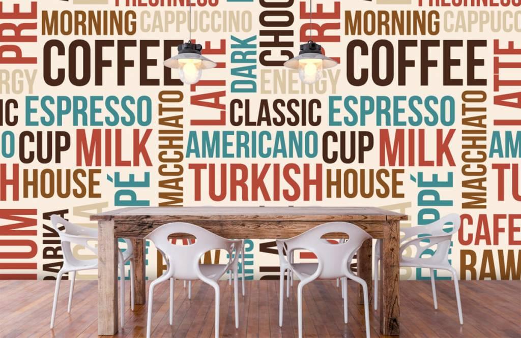 Overige - Koffie teksten - Keuken 1