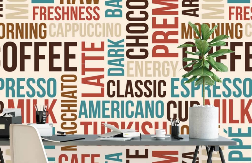 Overige - Koffie teksten - Keuken 2