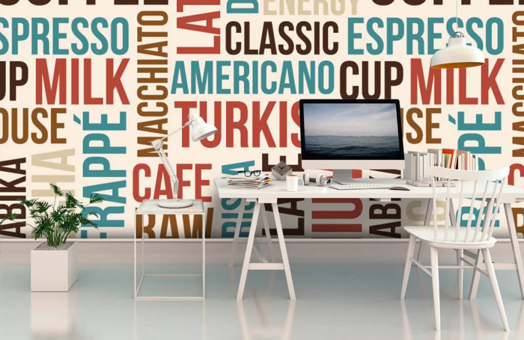Overige - Koffie teksten - Keuken 3