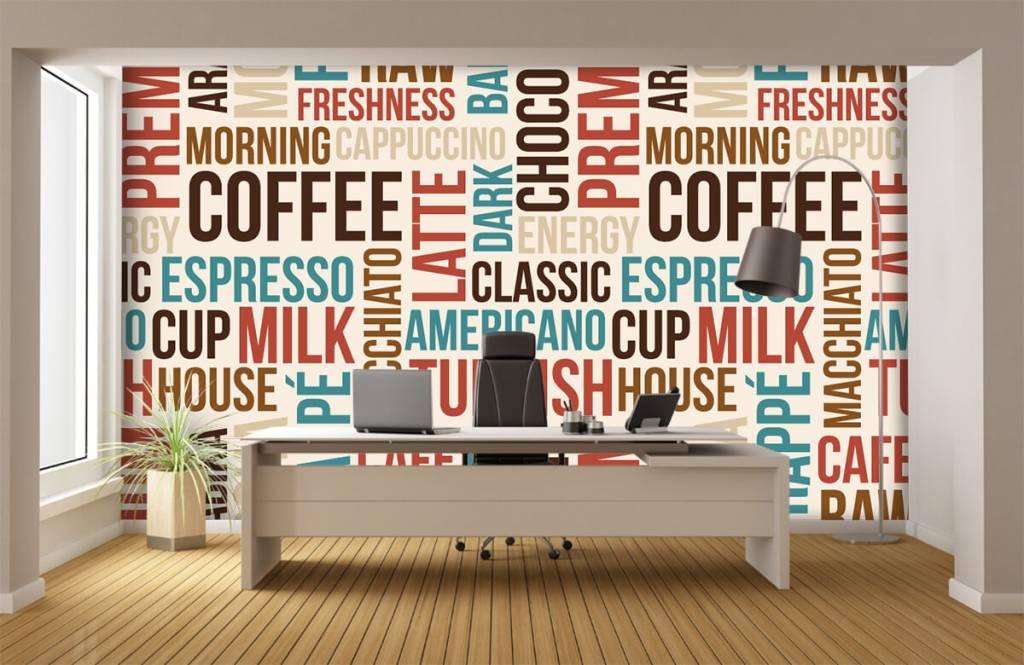 Overige - Koffie teksten - Keuken 4