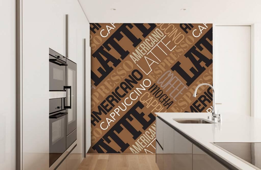 Overige - Koffie teksten - Keuken 5