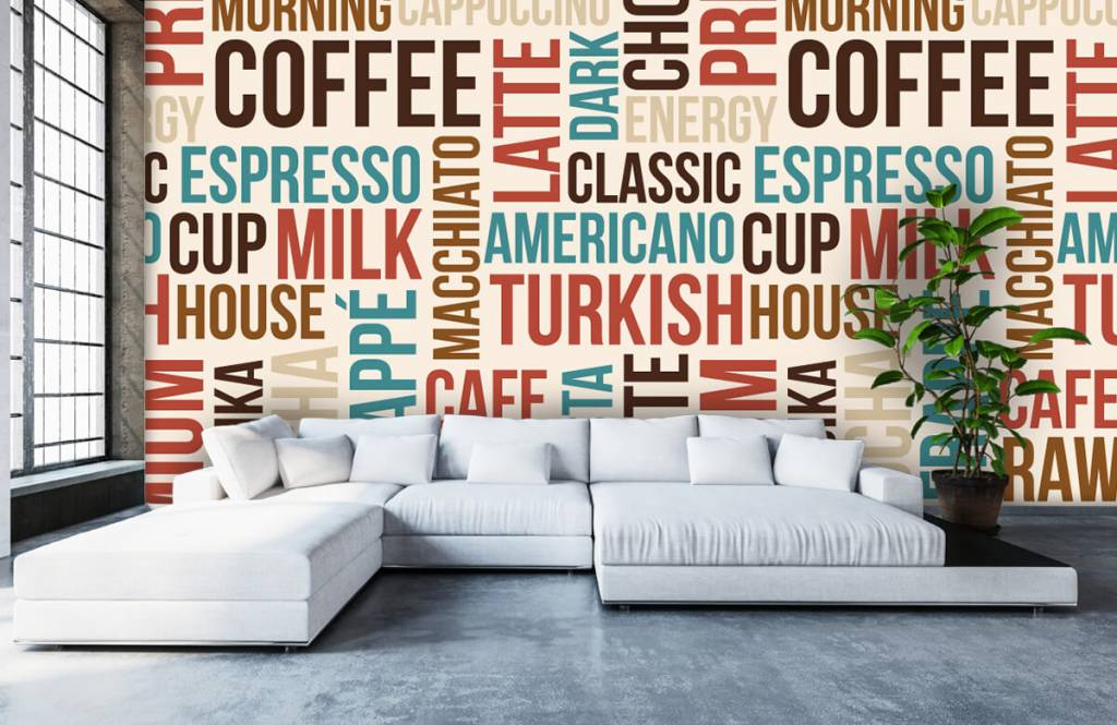 Overige - Koffie teksten - Keuken 6