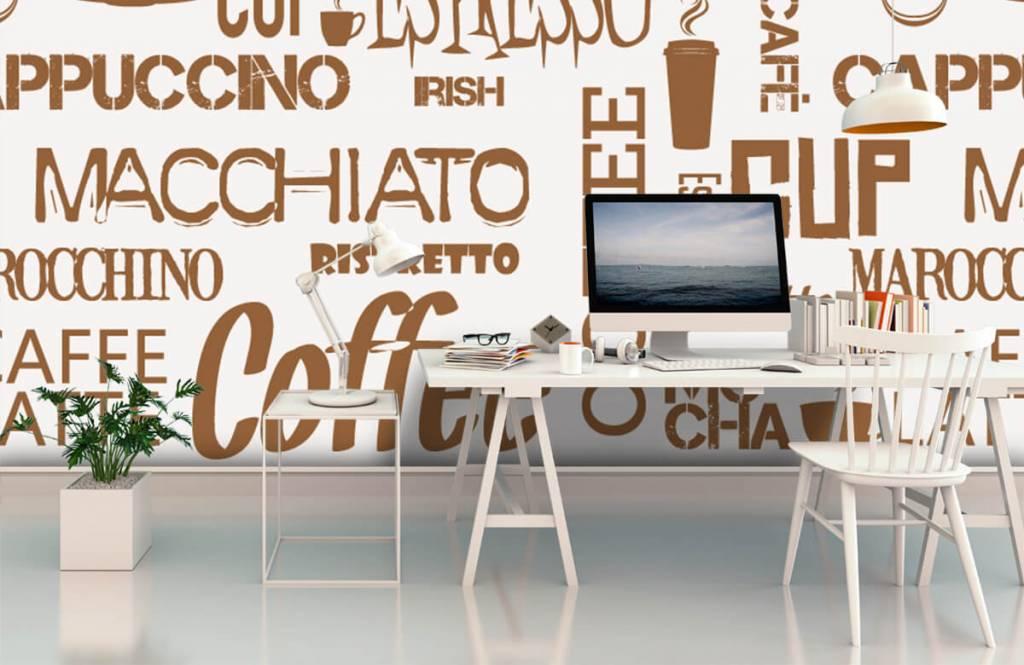 Overige - Koffie woorden - Keuken 4