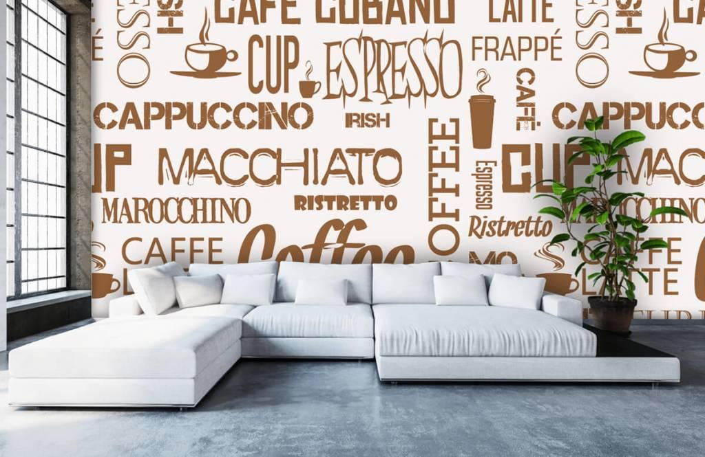 Overige - Koffie woorden - Keuken 6
