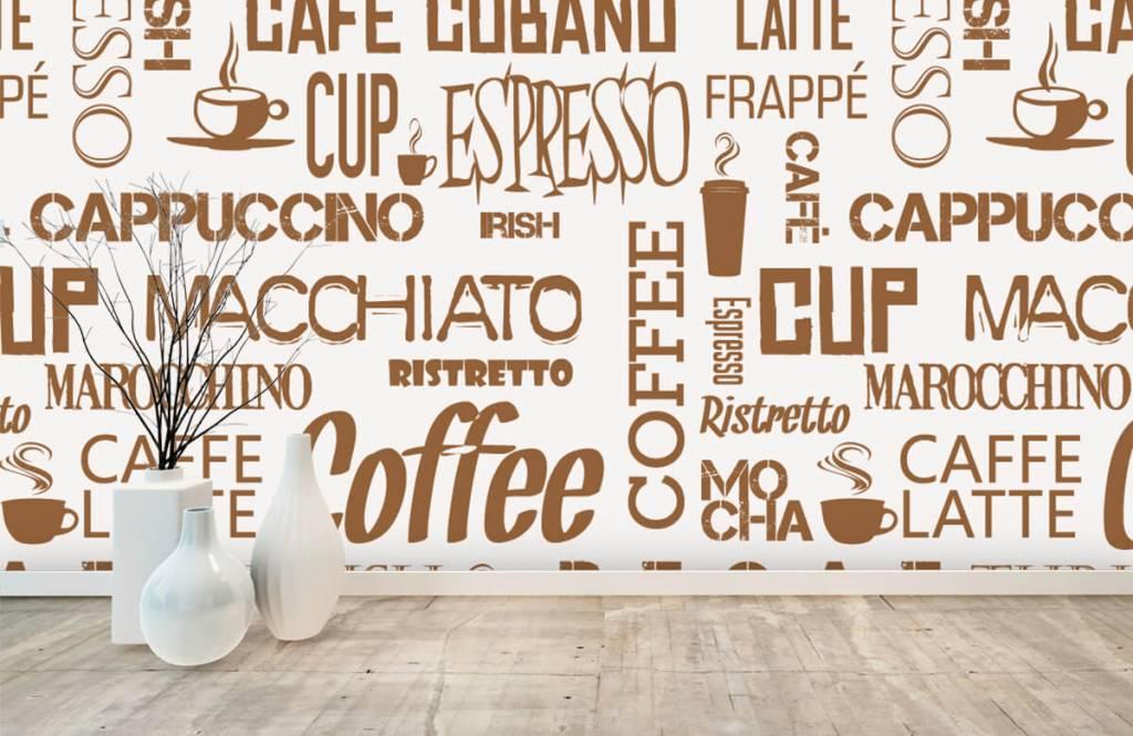Overige - Koffie woorden - Keuken 7
