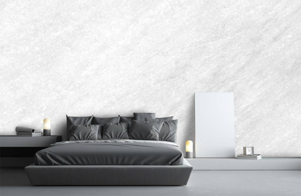 Steen behang - Licht marmer - Verkoopafdeling 2