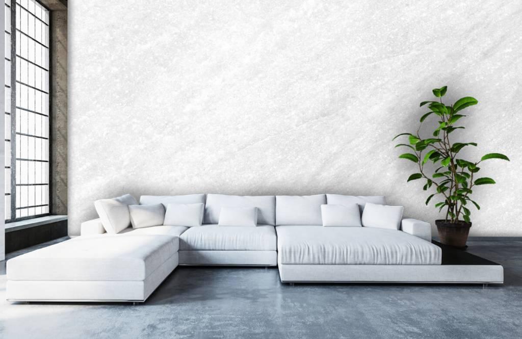 Steen behang - Licht marmer - Verkoopafdeling 5