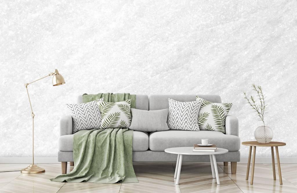Steen behang - Licht marmer - Verkoopafdeling 7