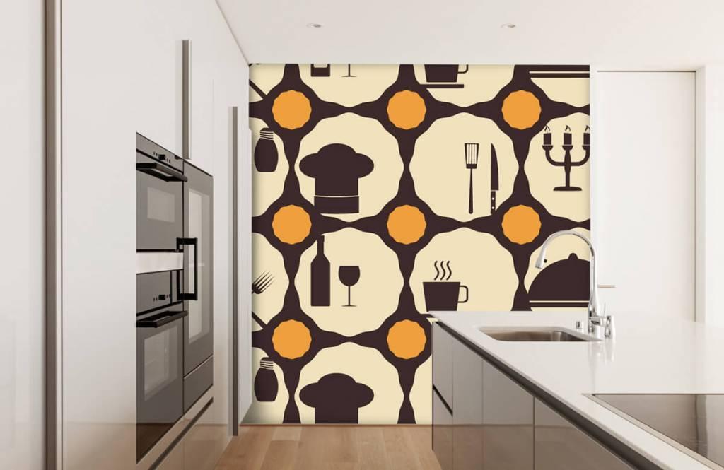 Overige - Restaurant symbolen - Keuken 1