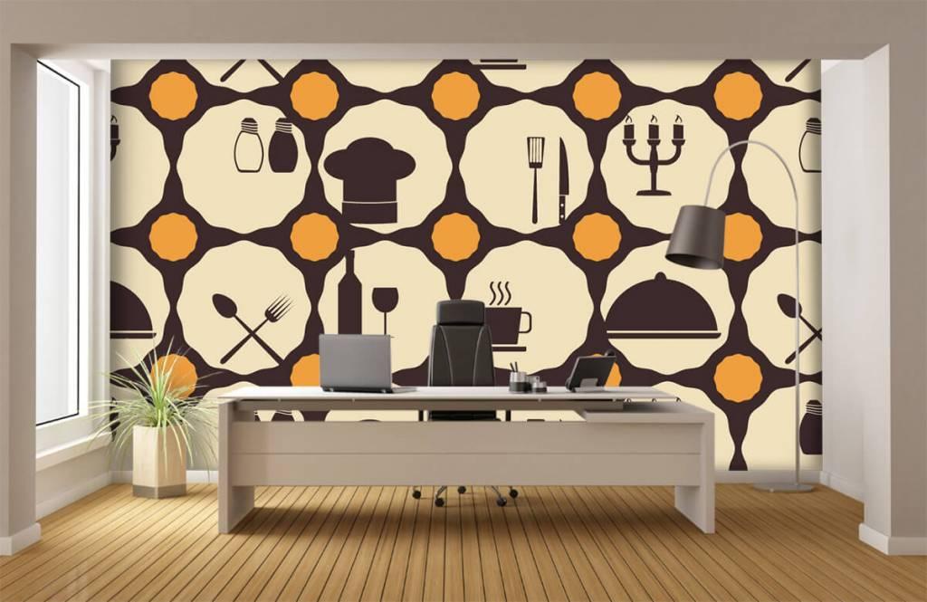 Overige - Restaurant symbolen - Keuken 2