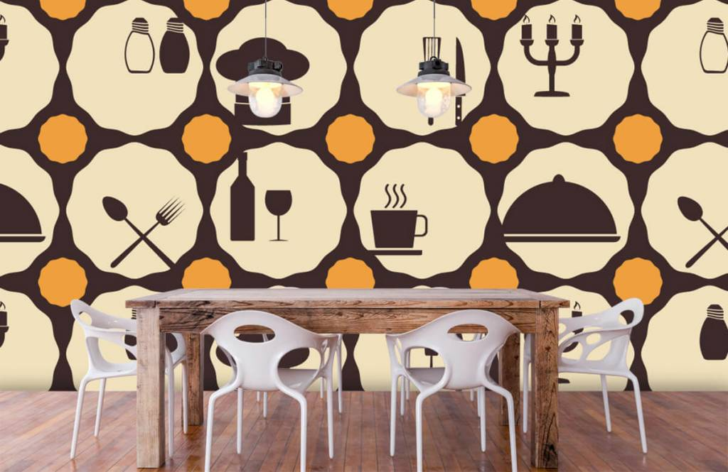 Overige - Restaurant symbolen - Keuken 5