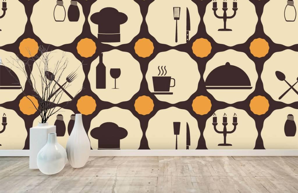 Overige - Restaurant symbolen - Keuken 6
