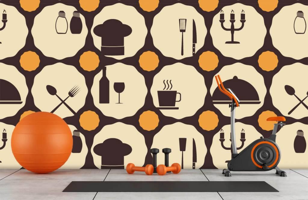 Overige - Restaurant symbolen - Keuken 7