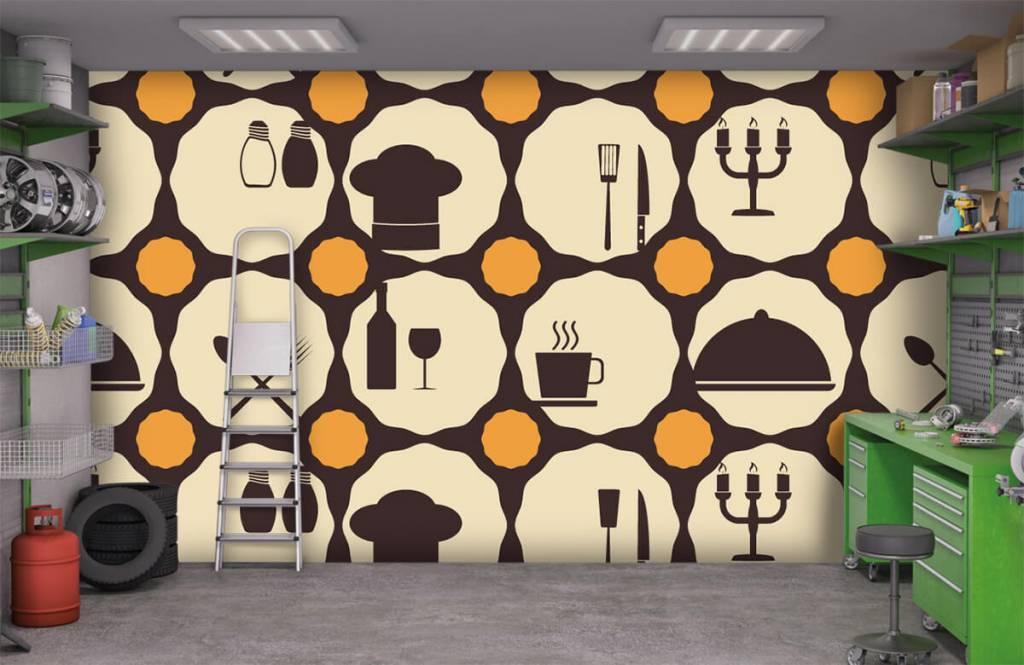 Overige - Restaurant symbolen - Keuken 8