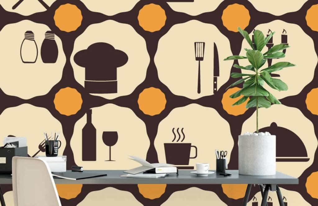 Overige - Restaurant symbolen - Keuken 9