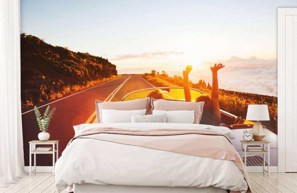 Transport - Sunset driving - Tienerkamer 2