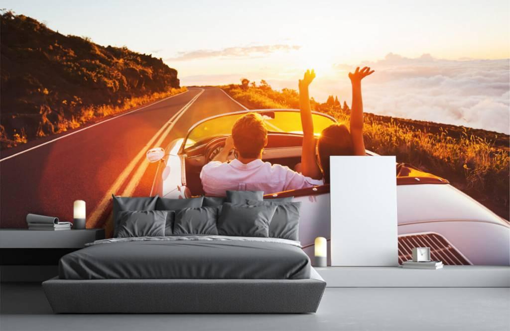Transport - Sunset driving - Tienerkamer 3