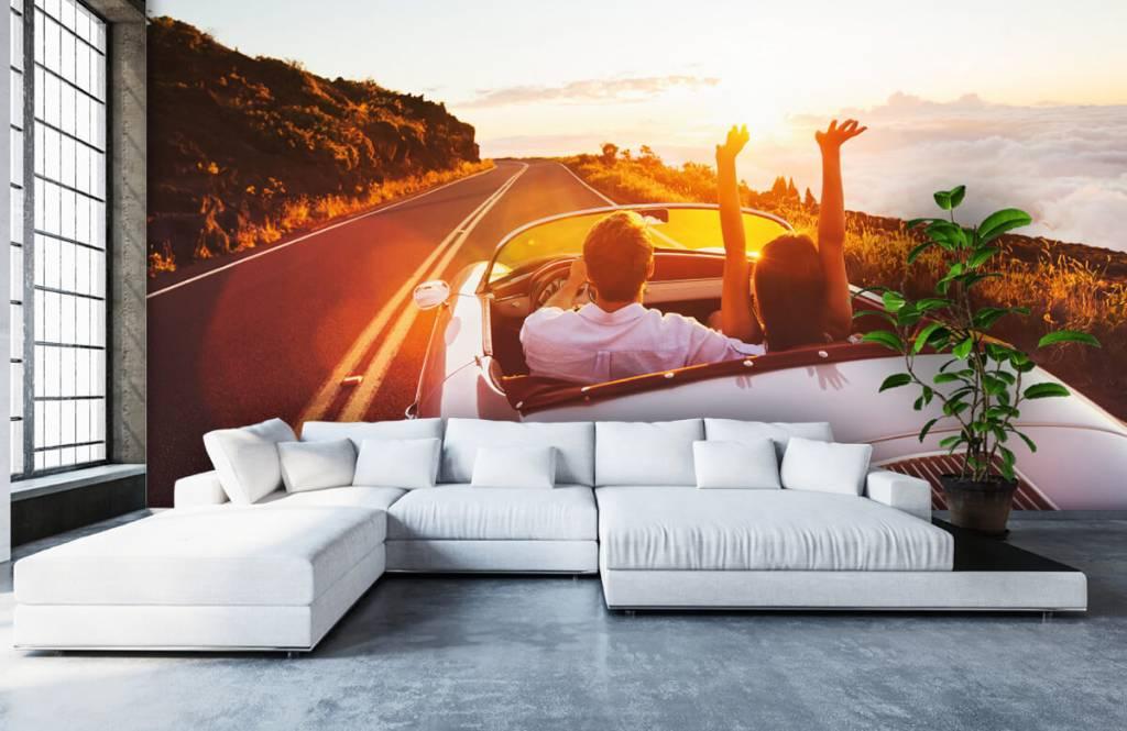 Transport - Sunset driving - Tienerkamer 6