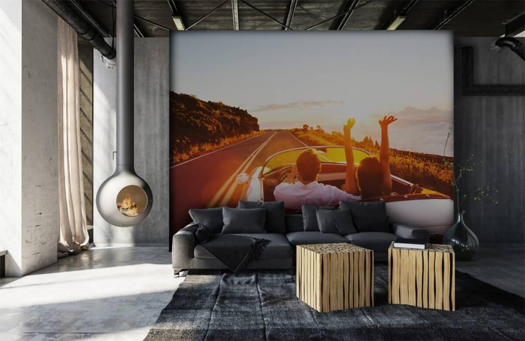 Transport - Sunset driving - Tienerkamer 7
