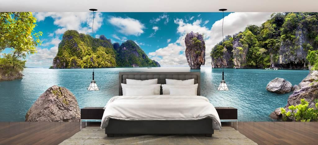 Zeeën en Oceanen - Phuket eilanden in Thailand - Kantoor 1