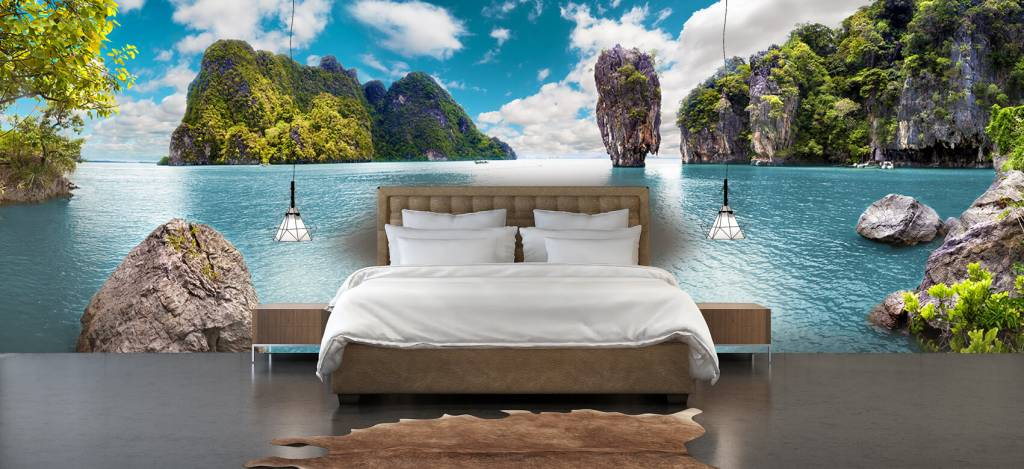Zeeën en Oceanen - Phuket eilanden in Thailand - Kantoor 3