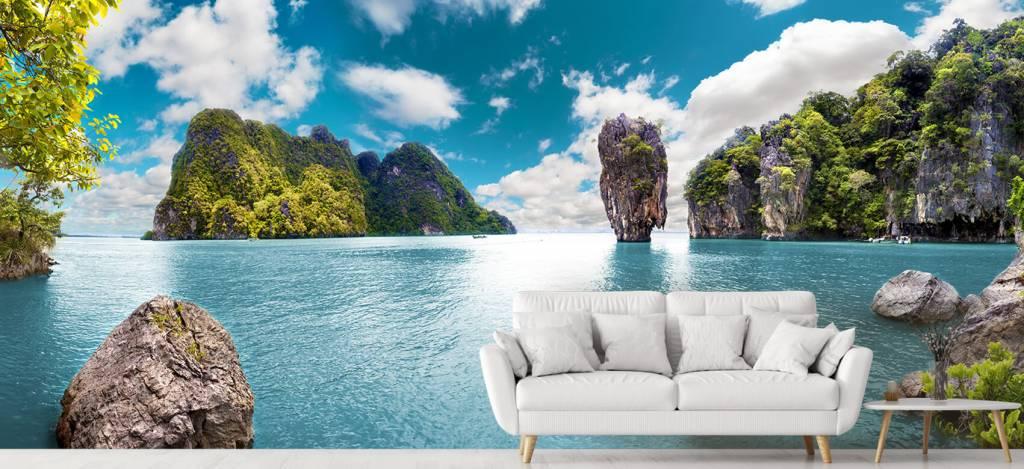 Zeeën en Oceanen - Phuket eilanden in Thailand - Kantoor 4