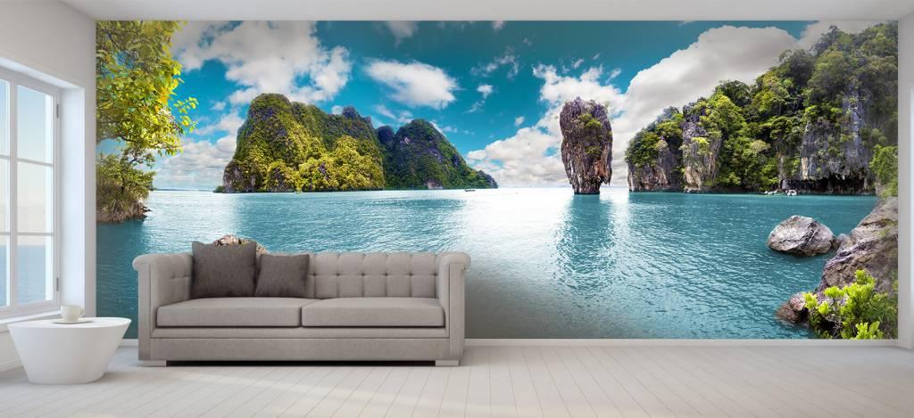 Zeeën en Oceanen - Phuket eilanden in Thailand - Kantoor 6