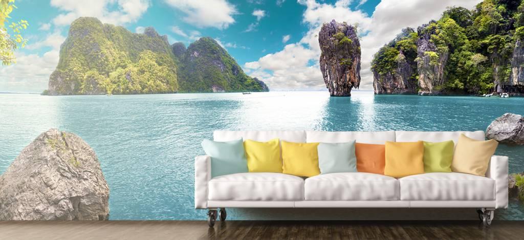 Zeeën en Oceanen - Phuket eilanden in Thailand - Kantoor 7