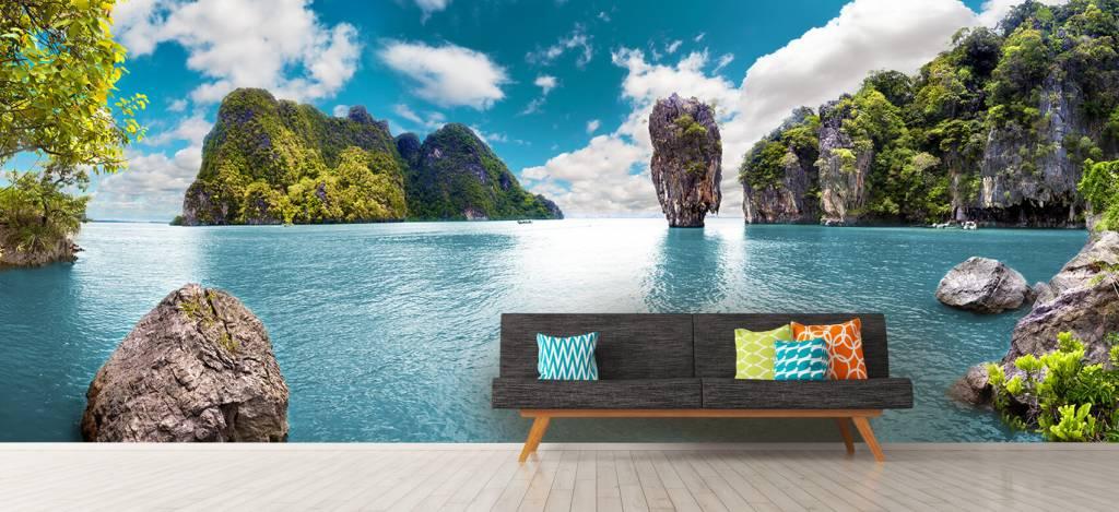 Zeeën en Oceanen - Phuket eilanden in Thailand - Kantoor 8